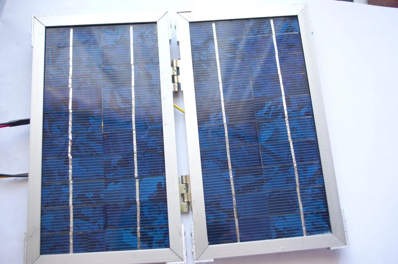Как самому сделать солнечную панель