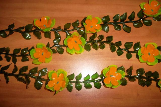 Цветы из пластиковых бутылок своими руками пошагово