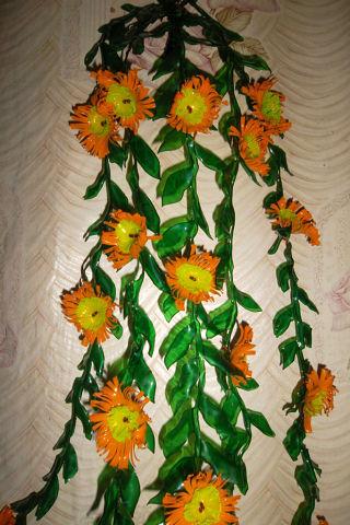 Цветы из пластиковых ложек своими руками мастер