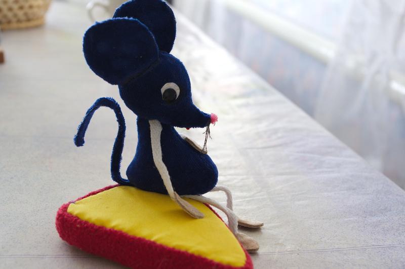 Сделай своими руками мышку