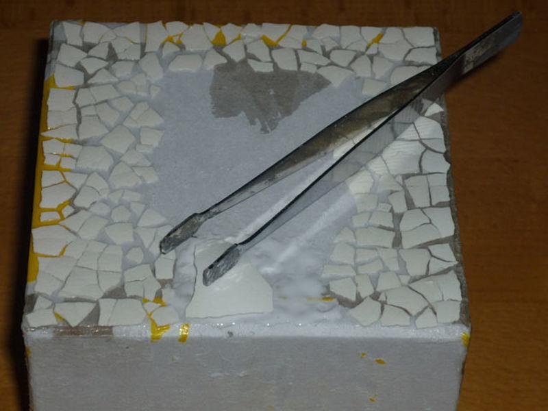 Шкатулки с кракле мастер класс для начинающих #13
