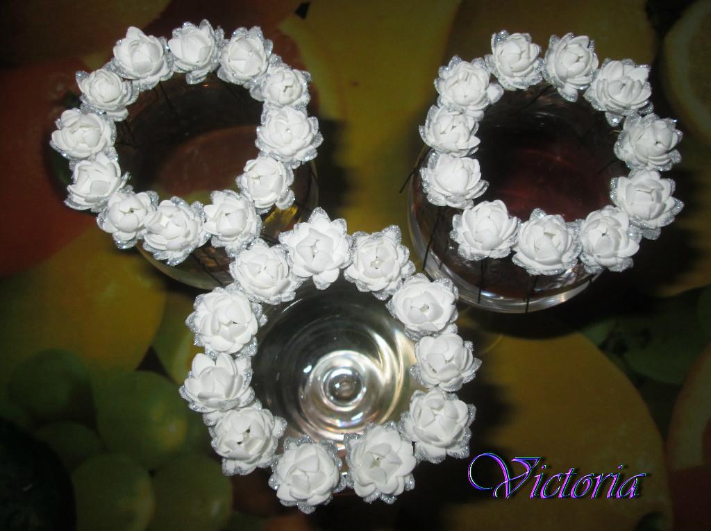880e1d93324a цветы из фоамирана,мастер класс,мини цветы из фома,мк,украшения для