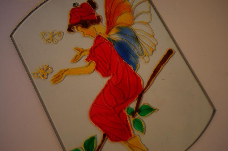 роспись по стеклу,мастер класс.роспись светильника,витраж своими руками,азы витража,витражные краски,декор предметов,роспись,пошаговое фото
