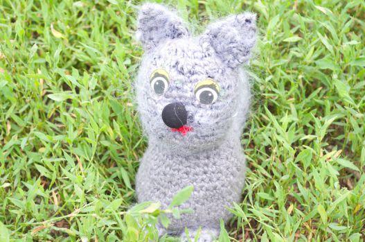 вязаная игрушка,вязание кота,вязание крючком,вязание животных,мягкая игрушка,детям,описание вязания,схема вязания...