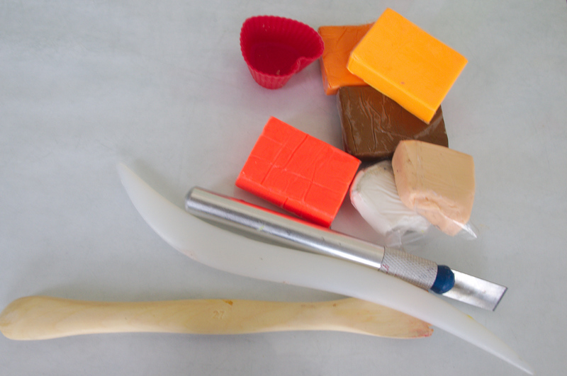 Мастер класс полимерная глина бижутерия своими руками