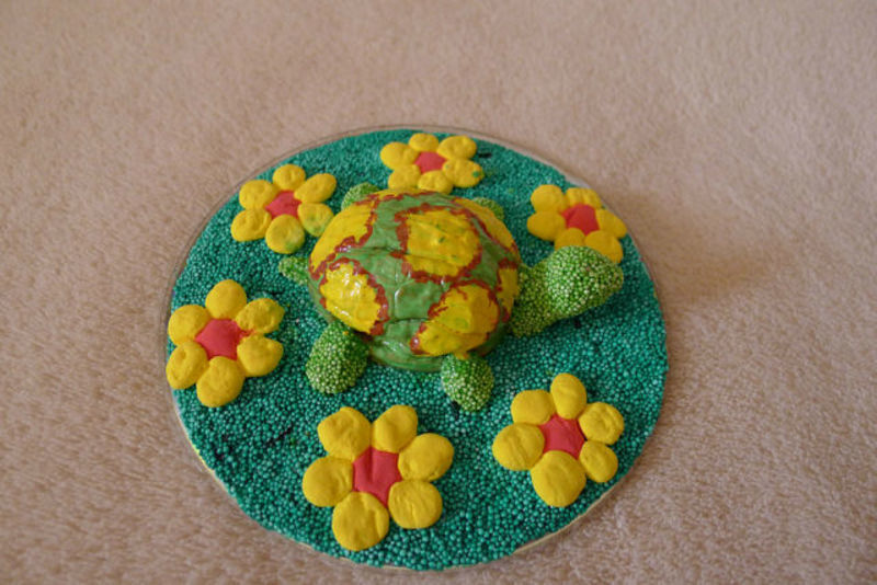 Поделки из шариково пластилина фото