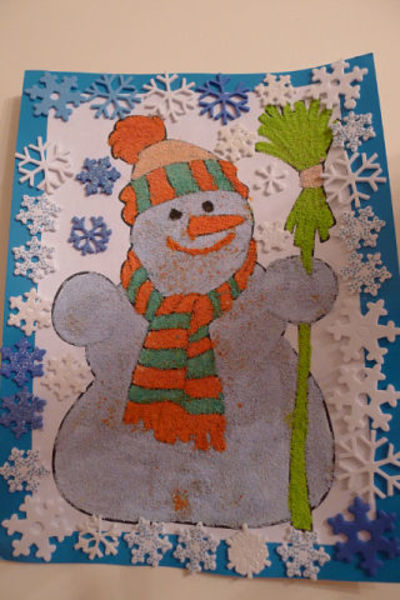 новогодние детские поделки.елочные украшения своими руками,украшения на елку,новогодние поделки из природных материалов,детские поделки,Новый год,праздники,елочные украшения из природных материалов,идеи к Новому году,новогодний декор,rкартины из манки